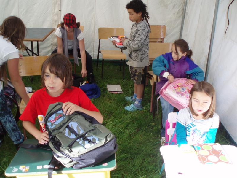 Dunster school determined – photo gallery