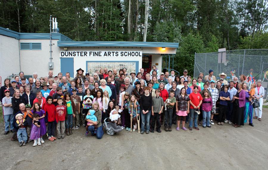 Rural school revival: story of the Dunster Fine Arts School