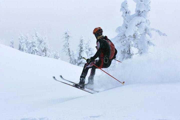 Valemount's Reiner Thoni dominates U.S. mountaineer championships