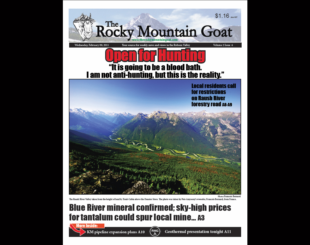Welcome subscriber! Click here for the Feb 9th Issue of The Goat