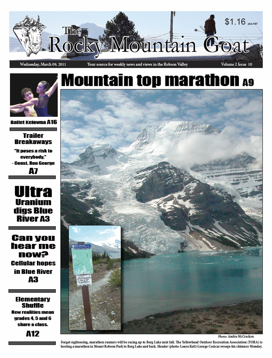 Welcome subscriber! Click here for the March 9th issue of the Goat