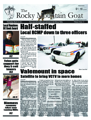 Welcome subscriber! Click here for the March 16th issue of the Goat