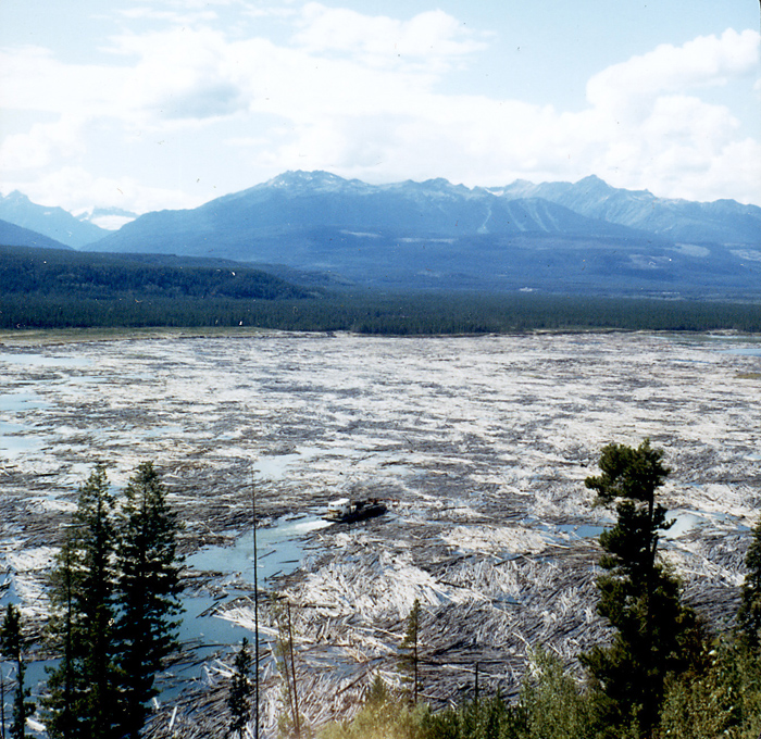 "Valemount's ""Columbia River Treaty"" Dilemma"