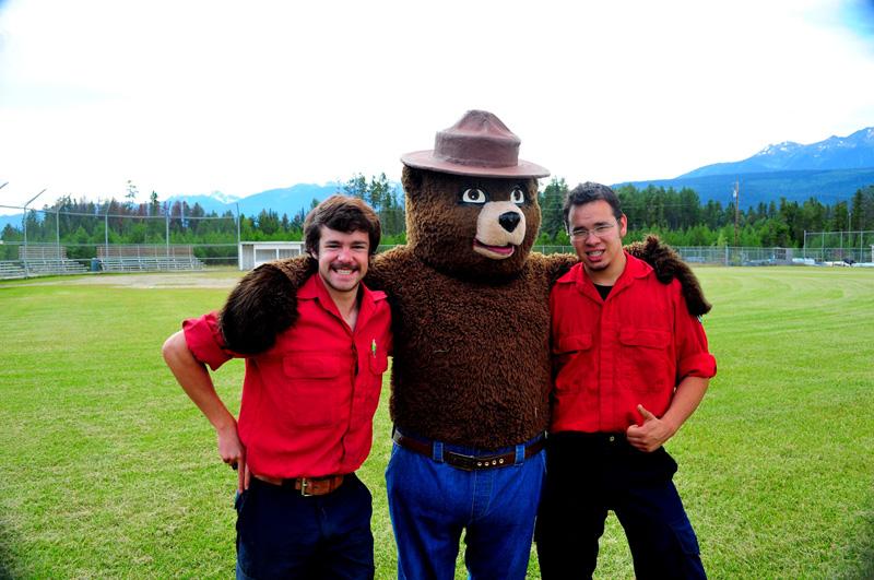 Valemount community sports day
