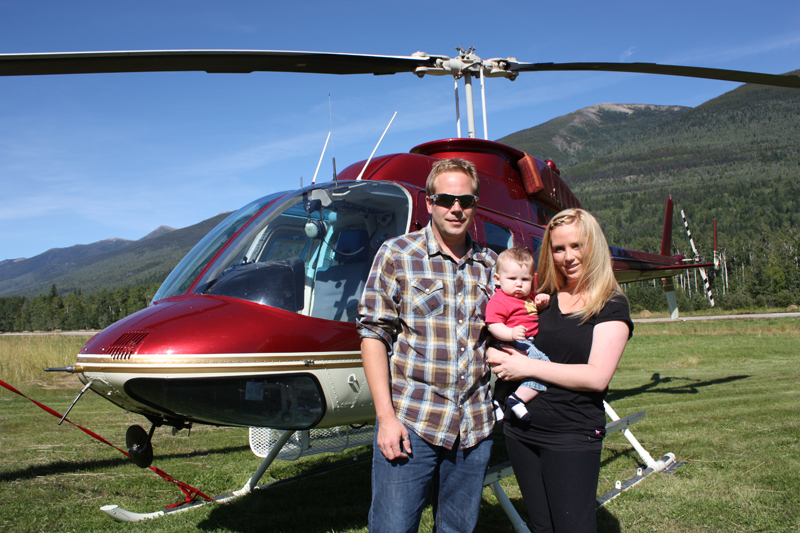 New heli business flies in the Valley