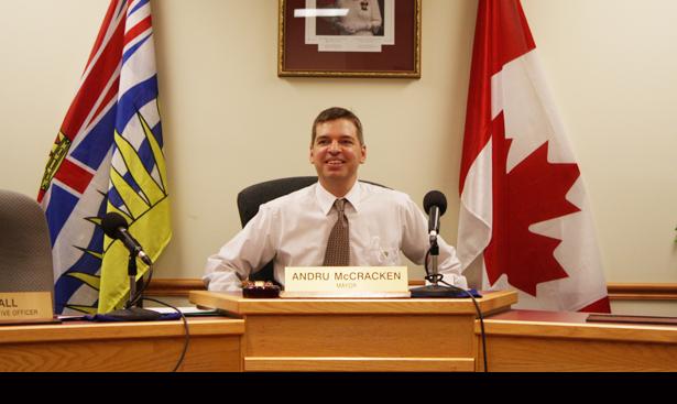 VCTV interview with Mayor McCracken
