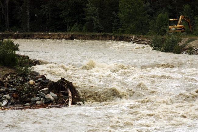 Evacuees can return home in Valemount