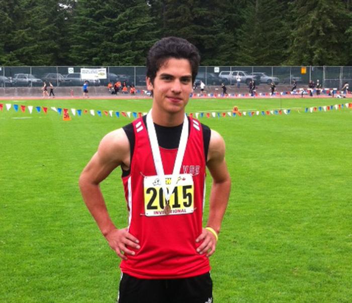 Summer Games hopeful: Medina tops peers at BC champs