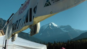 Mt Robson Marathon 2012 photo submitted