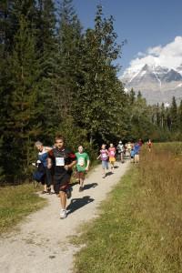 Mt Robson Marathon 2012 photo by Laura Keil