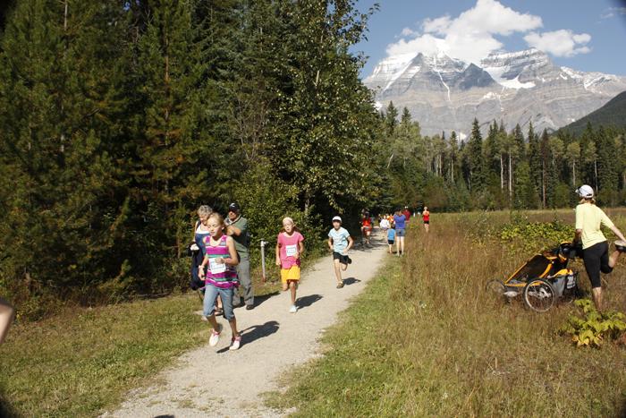 "Mt Robson Marathon adds ""5k Flatlander"""