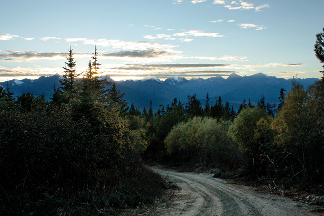 A better 5-Mile road for recreation