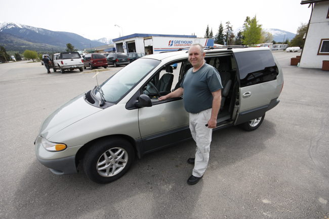 Another Taxi for Valemount