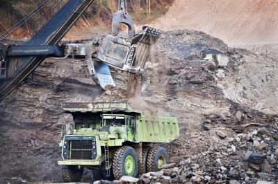 blue river mining