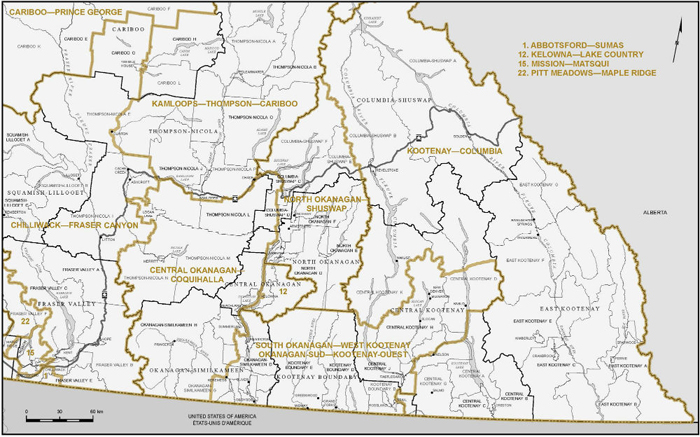 Valemount to join McBride in federal riding
