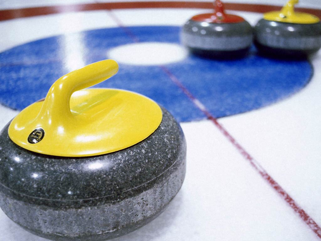 The strange thing with  curling in Valemount