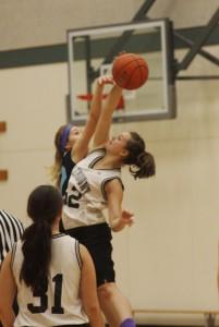 Valemount girls basketball