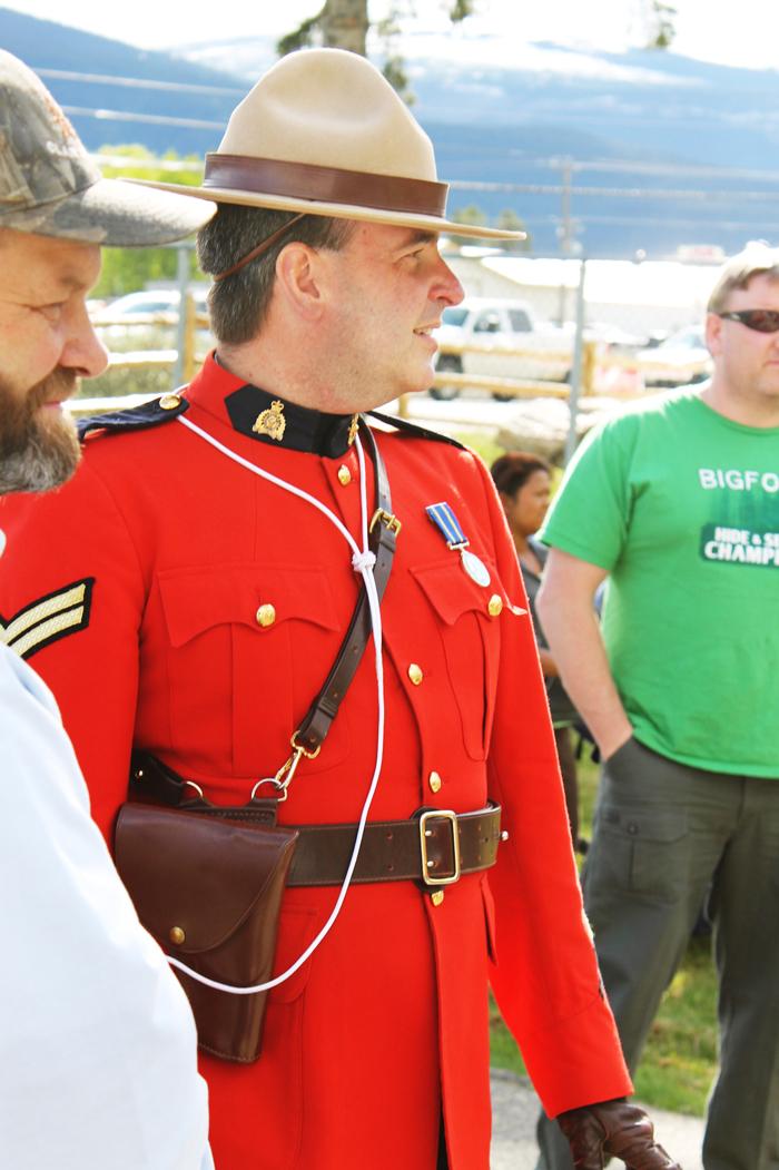 National Police Week, McBride, RCMP, K9 Units