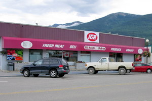McBride BC IGA grocery closure