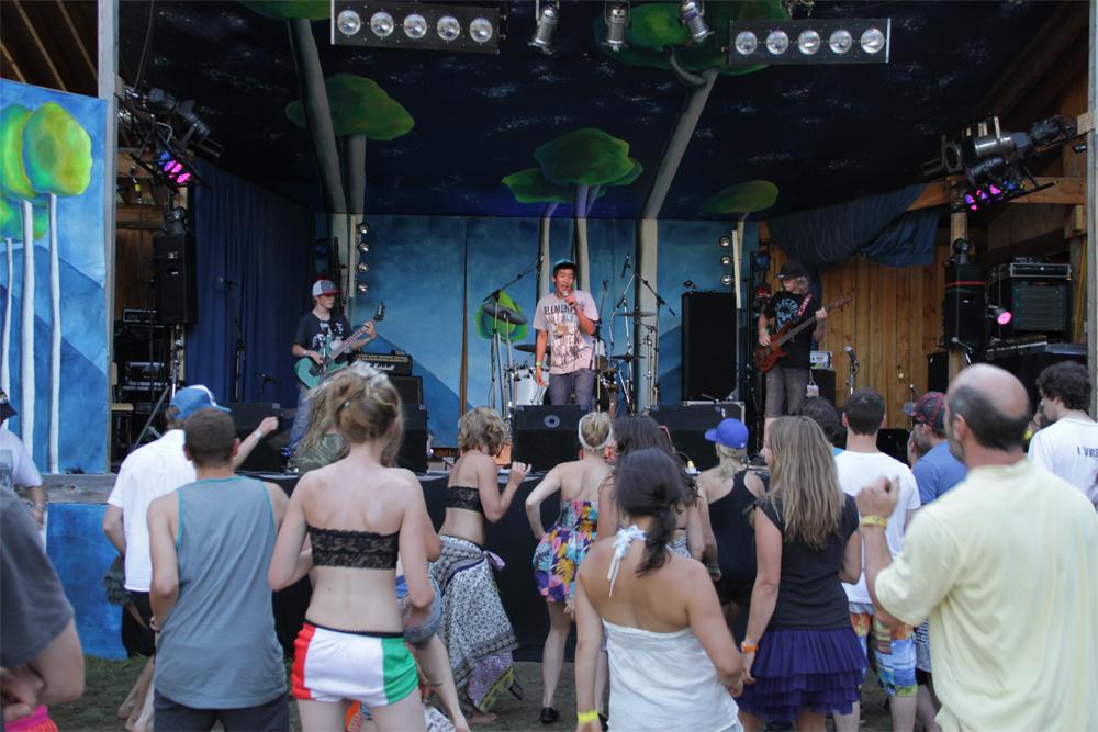 Robson valley music festival