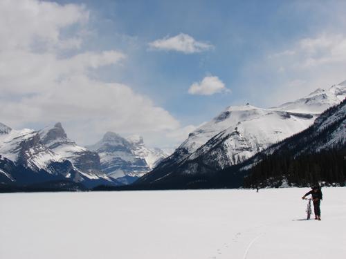 Dana Ruddy Mt. Unwin, Jasper National Park 2