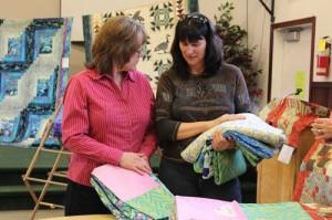 Quilts Valemount piecemakers