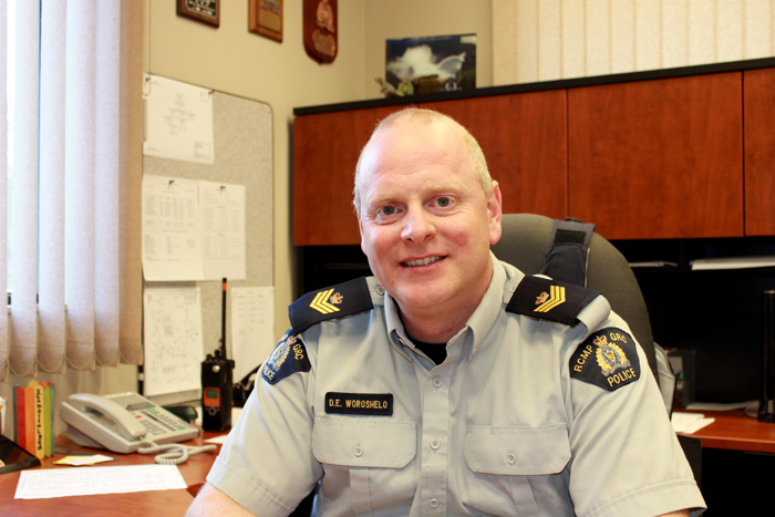 In an effort to better keep the community informed the Robson Valley Regional RCMP will be providing weekly press releases to the local papers. The list is not inclusive of all calls of service the local RCMP detachments receive, but provides a cross section of what is happening in the Robson Valley. - Sgt. Darren Woroshelo