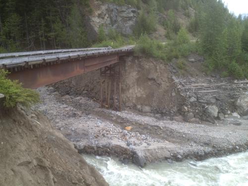 mcKirdy, bulldog creek, traplines, Valemount, Robson Valley