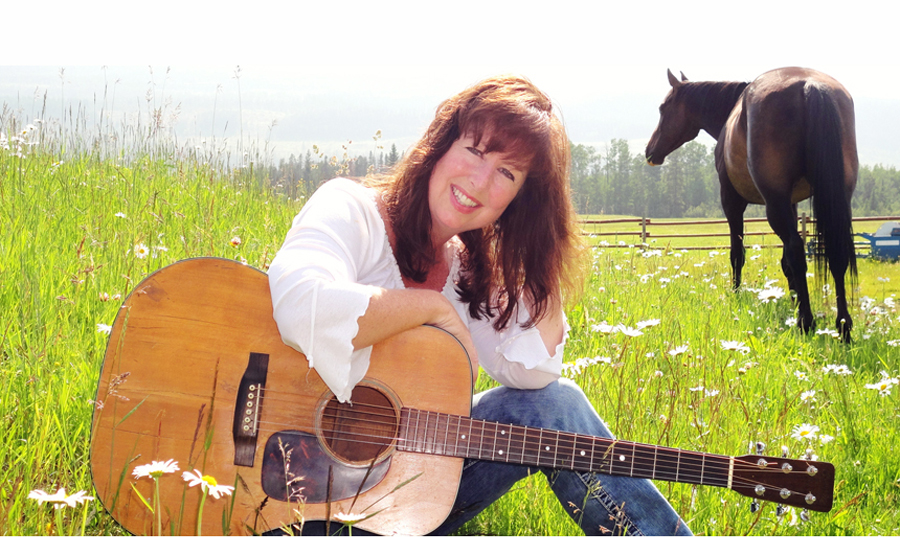 michelle glover burstrom horse song parelli valemount mcbride newspaper