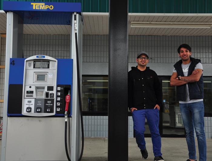 Tempo opens for business in Valemount
