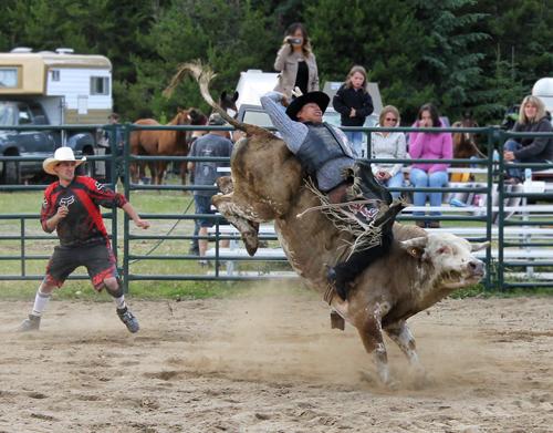 Canoe Mountain Rodeo thrills spectators + slideshow