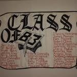 Valemount Secondary School, high school reunion, class of 1983, robson valley, Joan Nordli