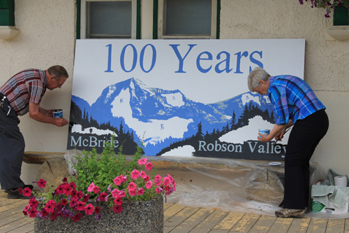 Heritage Festival gears up for McBride's centennial