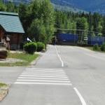 Valemount, Big Foot Trail, Walk Around the World