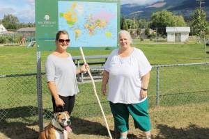 Valemount, Big Foot Trail, Walk around the World, active lifestyle