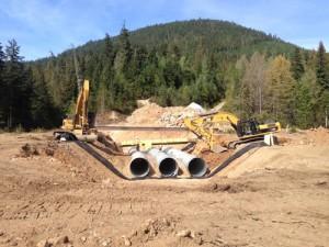 kinder morgan, valemount, transmountain pipeline, jason turner, hydrogeomorphology, environmental protection agency, Thunder river, Moonbeam creek, dunster community forest