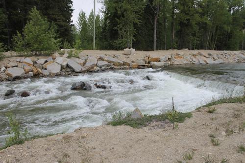 emergency, flood, swift creek