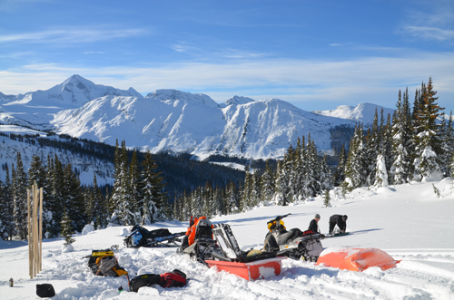 Snowmobiler dies in avalanche near Clemina Creek riding area UPDATED