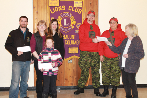 Lions Club, support, sponsor, fund, charity