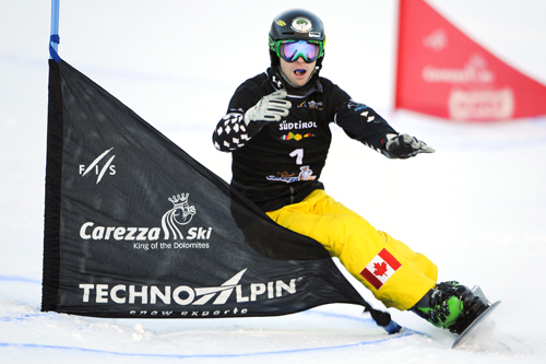 Valemount pilot competes in Sochi