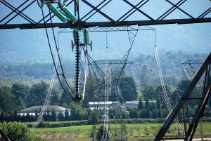 hydro, hydro line, hydro lines, power line, power lines, electricity, BC Hydro, power