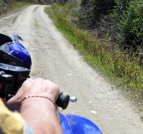 ATV dangers real in the north