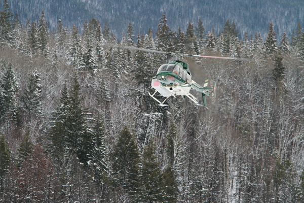 rescue, helicopter, flying, chopper