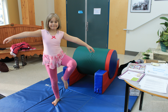 gymnastics, activity, exercise, children
