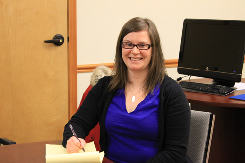 sarah thorn, grant writer, funding, application