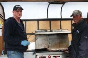 mcbride post office bbq barbecue barry walline jim chuipka