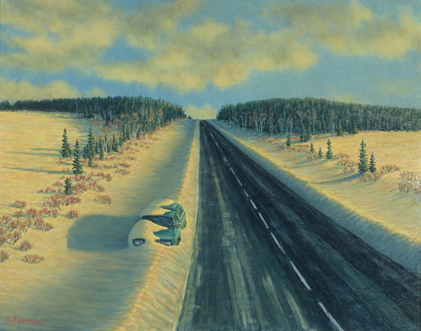 Far Away, up close: the art of Allan Farmer