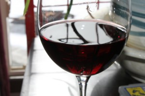 wine glass stock_5671