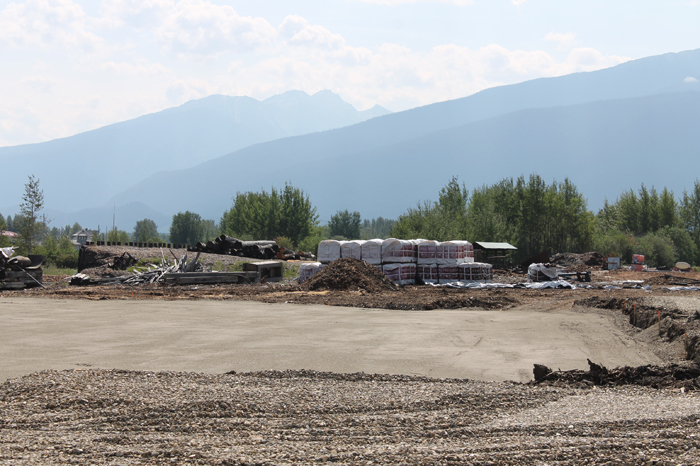 McBride road salt plant to also supply Smithers, Burns Lake