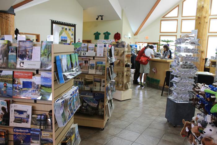 Valemount visitor information centre tourism tourist 2014 (4)